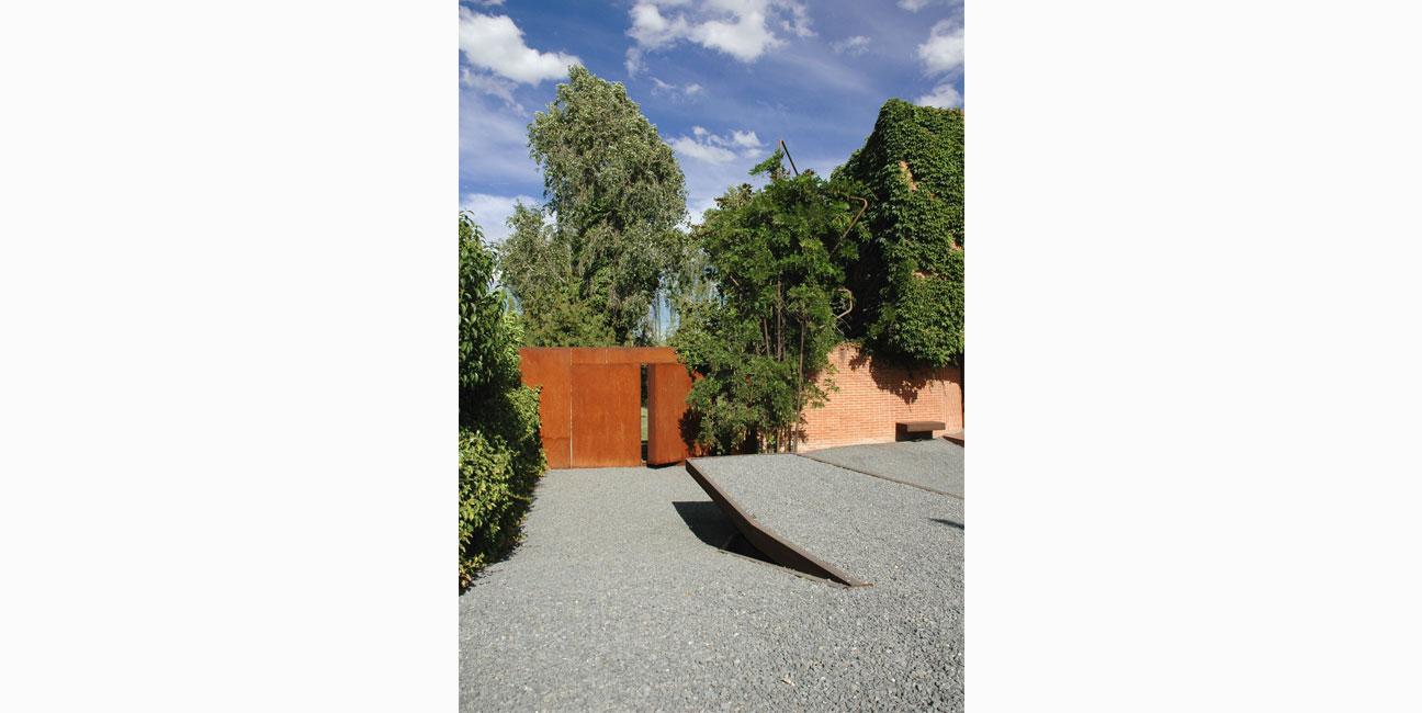 Jardín muerto, Madrid IGNACIO BORREGO - 2000
