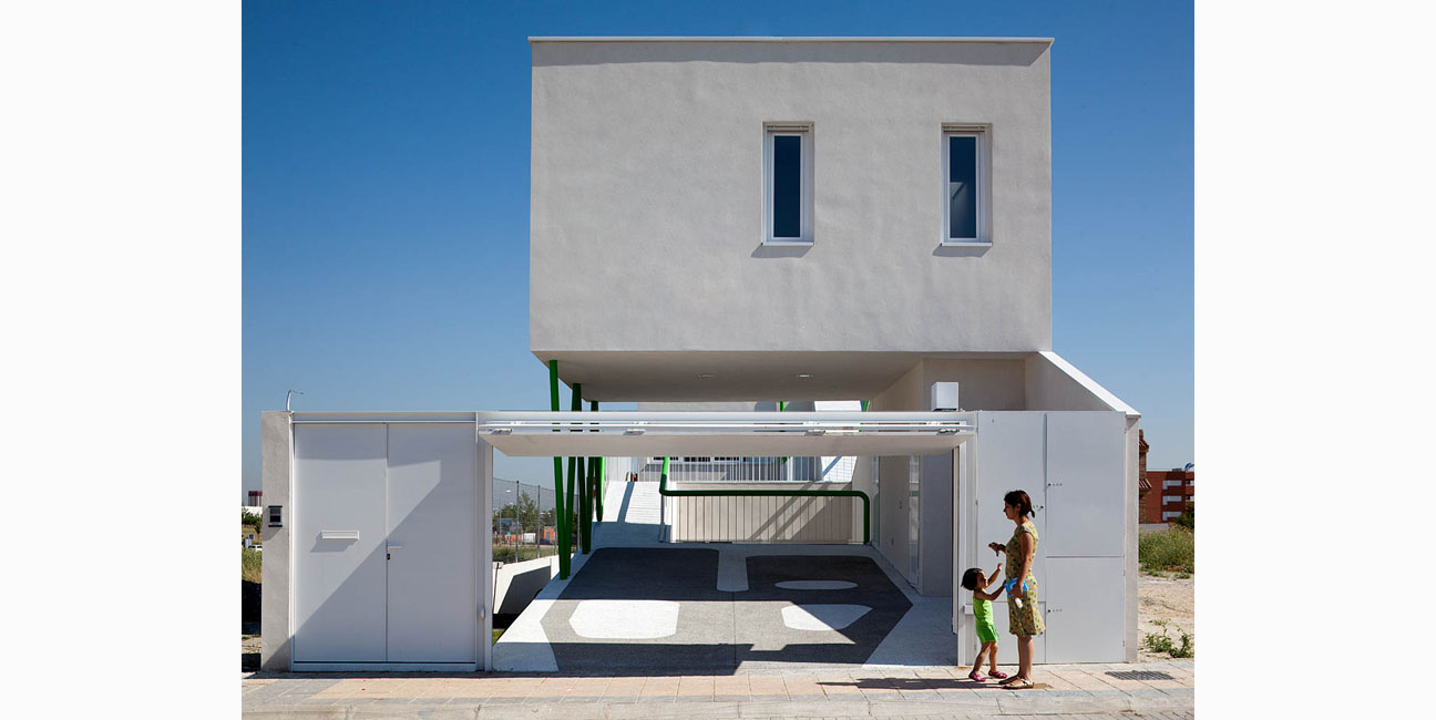 Casa Syntes en Pinto, IGNACIO BORREGO