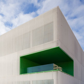 Social Services Center in Mostoles, Madrid – Spain